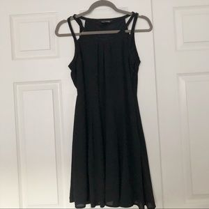 Express black dress size 6